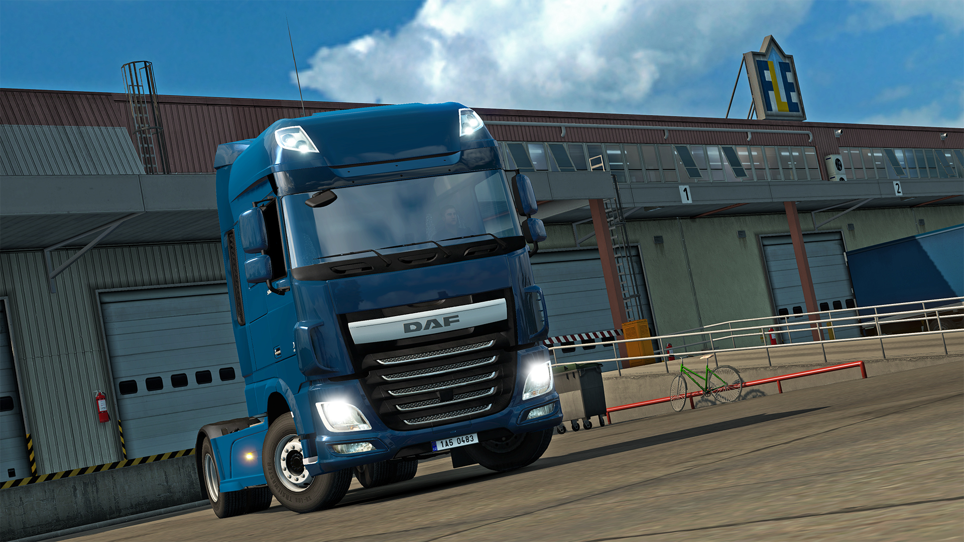 Euro Truck Simulator 2 Arvostelu